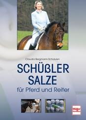 Schüßler-Salze für Pferd und Reiter
