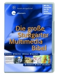 Bibelausgaben: Die große Stuttgarter Multimedia Bibel, 1 DVD-ROM; Katholisches Bibelwerk