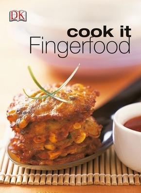 Fingerfood   ; Deutsch; , ca. 200 Farbfotos -