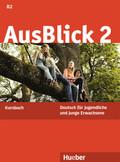 AusBlick, Deutsch für Jugendliche und junge Erwachsene: Kursbuch; Bd.2