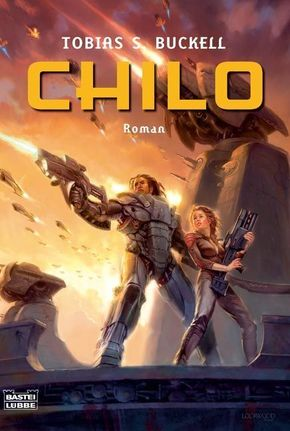 Chilo - Sciene-Fiction Roman