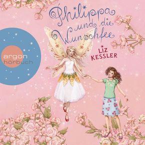 Philippa und die Wunschfee, 3 Audio-CDs