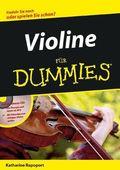 Violine für Dummies, m. MP3-CD (m. Video-Tracks)
