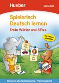 Spielerisch Deutsch lernen: Erste Wörter und Sätze, Vorschule