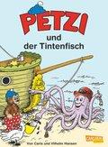 Petzi und der Tintenfisch