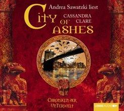 Chroniken der Unterwelt - City of Ashes, 6 Audio-CDs