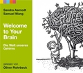 Welcome to Your Brain, 4 Audio-CDs