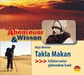 Takla Makan, Audio-CD