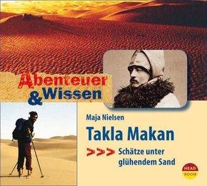 Takla Makan, Audio-CD