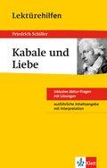Lektürehilfen Friedrich Schiller 'Kabale und Liebe'
