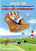 Grüße aus Hedwig-Holzbein, Postkartenbuch