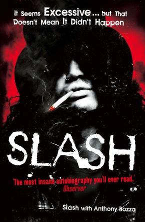 Slash, English edition