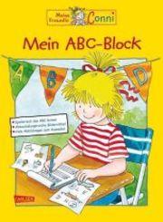 Conni Gelbe Reihe (Beschäftigungsbuch): Mein ABC-Block
