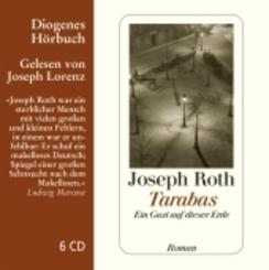 Tarabas, 6 Audio-CD