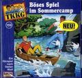 Ein Fall für TKKG - Böses Spiel im Sommercamp, 1 Audio-CD