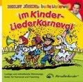 Im KinderLiederKarneval, Audio-CD
