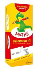 Karteibox Mathe, Klasse 4