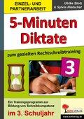 Kohls praktische 5-Minuten-Diktate, 3. Schuljahr