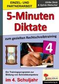 Kohls praktische 5-Minuten-Diktate, 4. Schuljahr