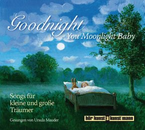 Goodnight, You Moonlight Baby, 1 Audio-CD