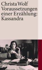 Voraussetzungen einer Erzählung: Kassandra