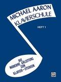 Michael Aaron Klavierschule - H.1