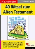 40 Rätsel zum Alten Testament