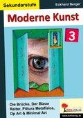 Moderne Kunst - Bd.3