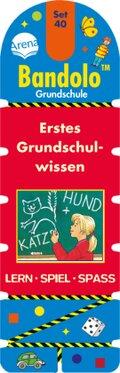 Bandolo (Spiele): Erstes Grundschulwissen; Set.40