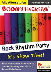 Boomwhackers - Rock Rhythm Party - Bd.1