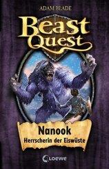 Beast Quest (Band 5) - Nanook, Herrscherin der Eiswüste