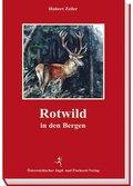Rotwild in den Bergen