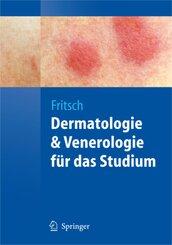 Dermatologie & Venerologie für das Studium