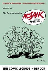 Die Geschichte des 'Mosaik' von Hannes Hegen
