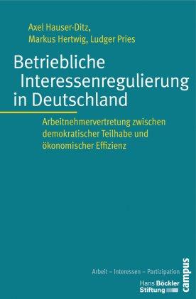 Betriebliche Interessenregulierung in Deutschland