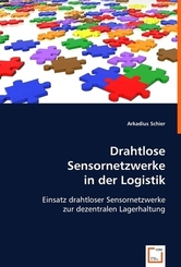 Drahtlose Sensornetzwerke in der Logistik (eBook, 15x22x0,8)
