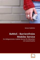 BaMoS - Barrierefreies Mobiles Service (eBook, PDF)