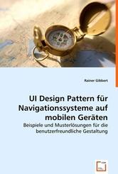 UI Design Pattern für Navigationssysteme auf mobilen Geräten (eBook, PDF)
