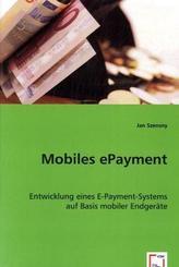 Mobiles ePayment (eBook, PDF)