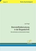 Brennstoffzellennutzung in der Biogastechnik