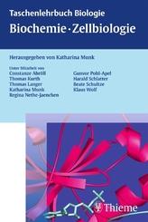 Taschenlehrbuch Biologie: Biochemie, Zellbiologie