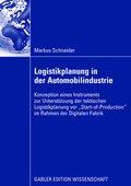 Logistikplanung in der Automobilindustrie