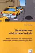 Simulation von städtischem Verkehr (eBook, 15,3x21,9x0,6)