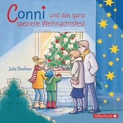 Conni und das ganz spezielle Weihnachtsfest, 1 Audio-CD