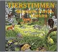 Tierstimmen: Säugetiere, Lurche, Insekten, 1 Audio-CD