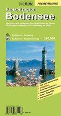 GeoMap Karte Freizeitregion Bodensee