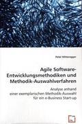 Agile Software-Entwicklungsmethodiken und Methodik-Auswahlverfahren (eBook, 15x22x0,7)