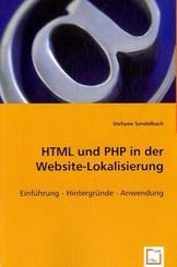 HTML und PHP in der Website-Lokalisierung (eBook, 15x22x1,1)