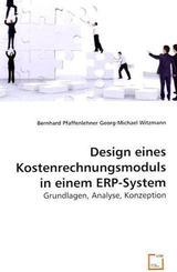 Design eines Kostenrechnungsmoduls in einem ERP-System (eBook, 15x22x1,3)