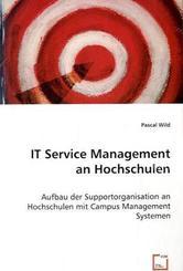 IT Service Management an Hochschulen (eBook, PDF)
